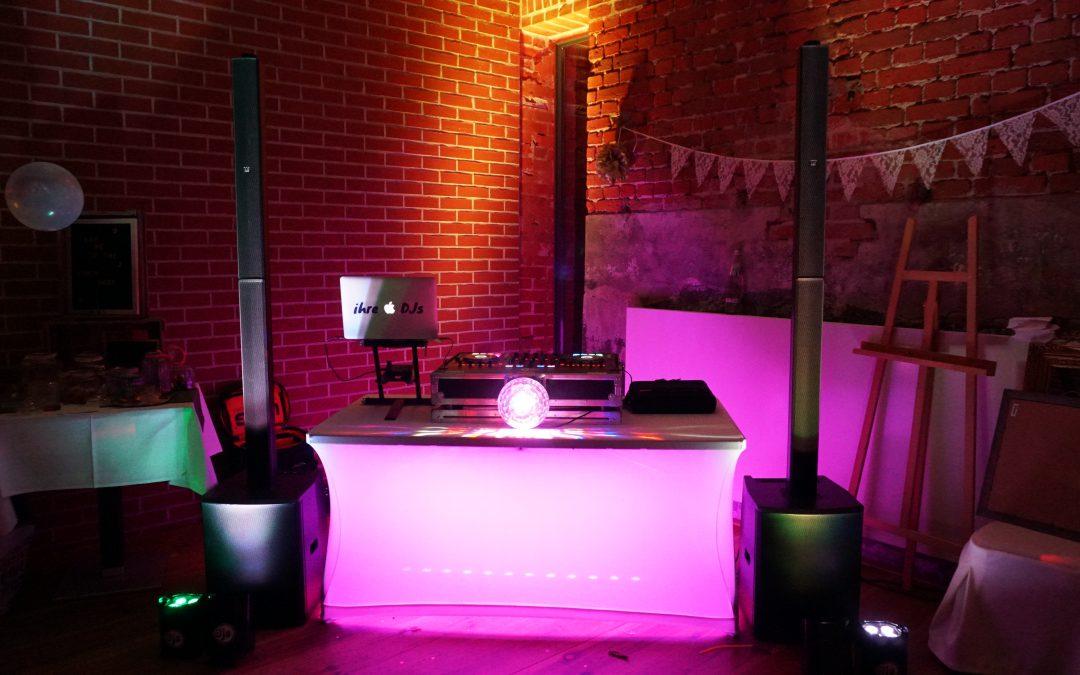 Was kostet ein Hochzeits-DJ?